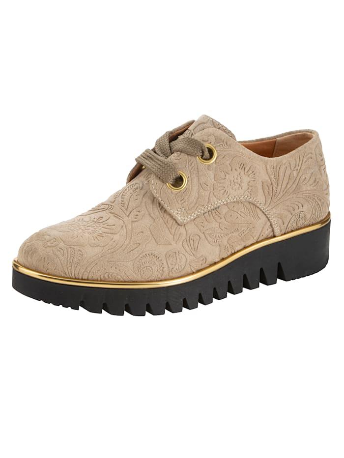 Veterschoen Filipe Shoes Zand