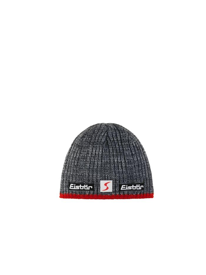 eisbär - Klassische Austria Skiteam Logo Mütze    fieryred-anthrazit