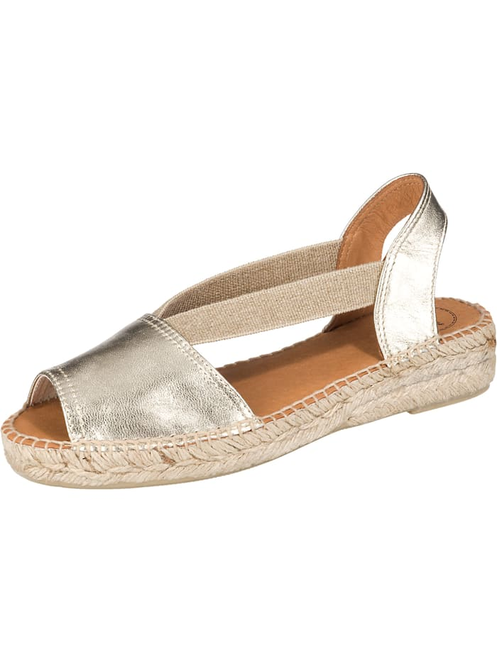 toni pons - Etna Klassische Sandalen  silber