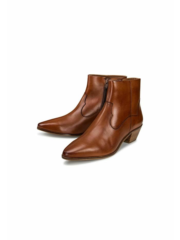 cox - Boots Cowboy-Boots  mittelbraun