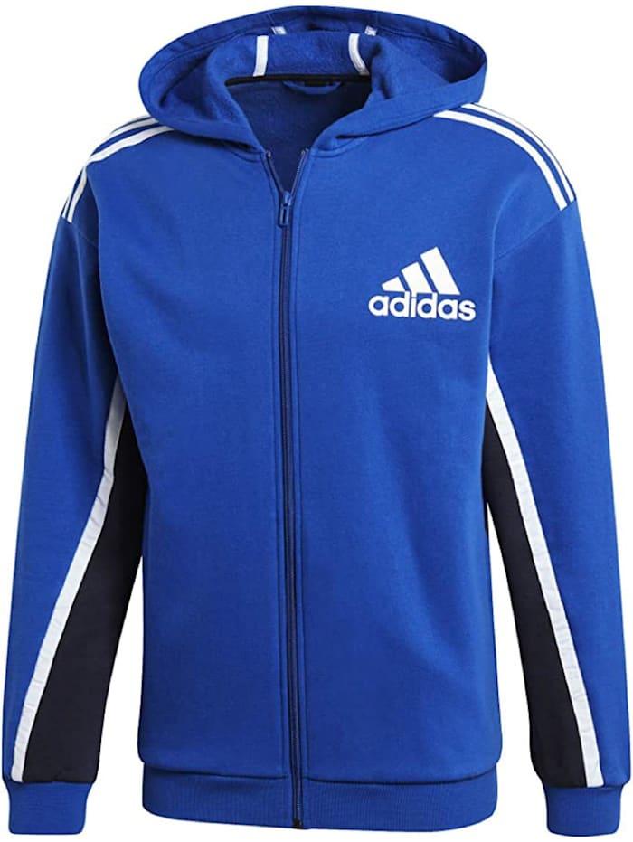 adidas -  Hoodie OSR M FZ  Royalblau