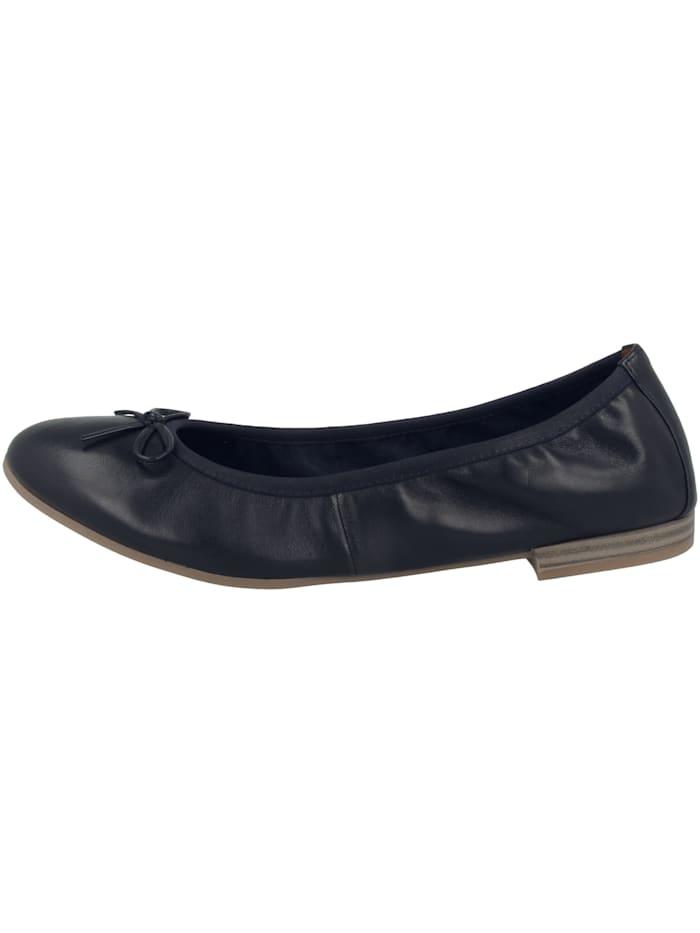 tamaris - Ballerinas 1-22116-26  blau