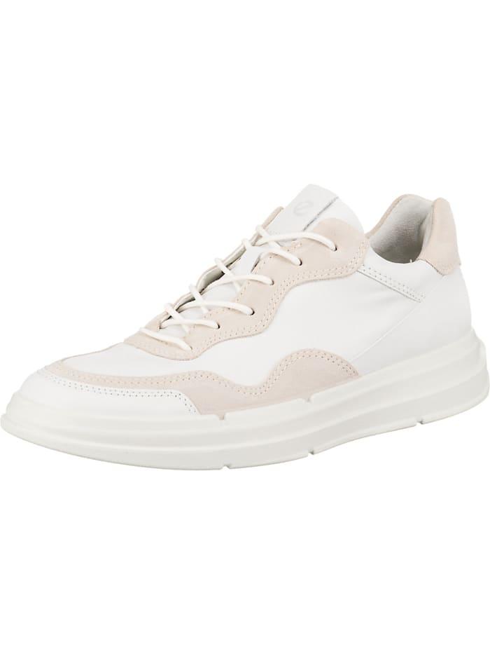 ecco -  Soft X W Sneakers Low  weiß