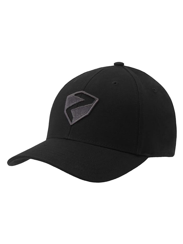 ziener - IMBARO cap  Black