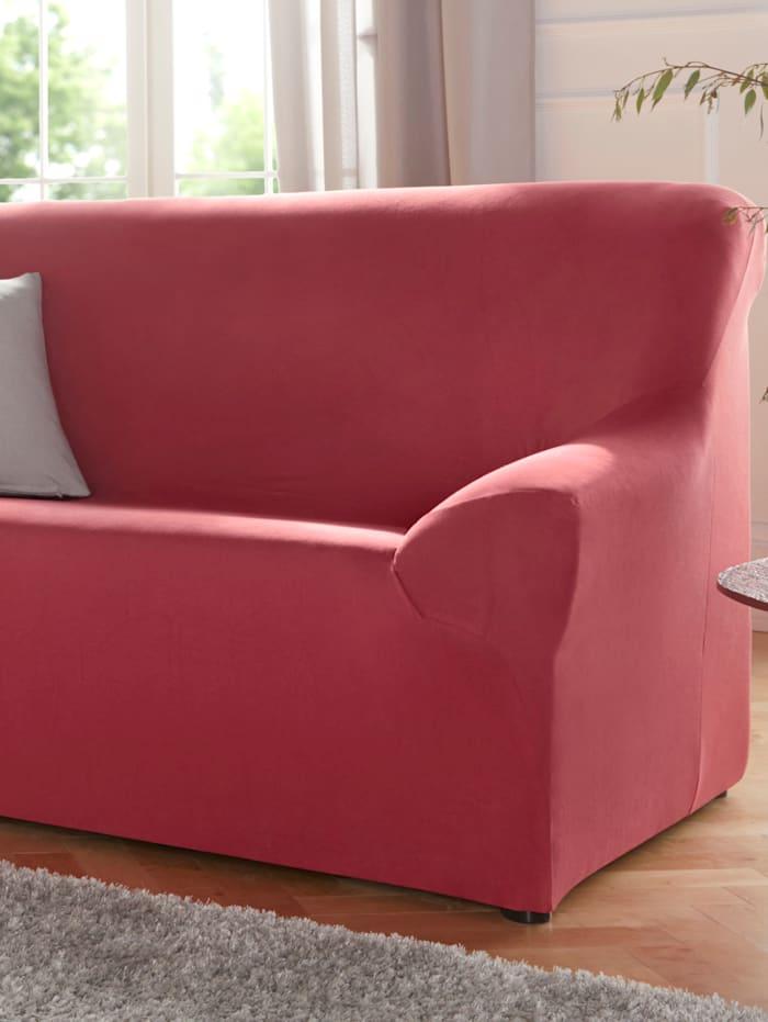 Elastische meubelhoezen Webschatz rood