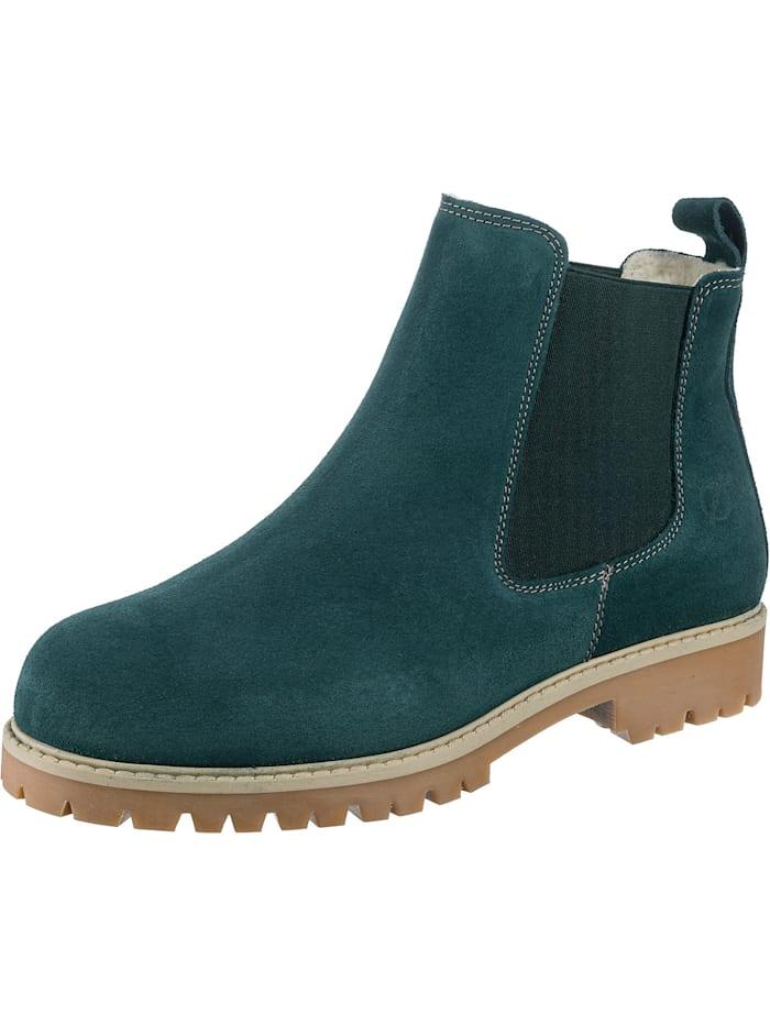 paul vestebro - Chelsea Boots  petrol