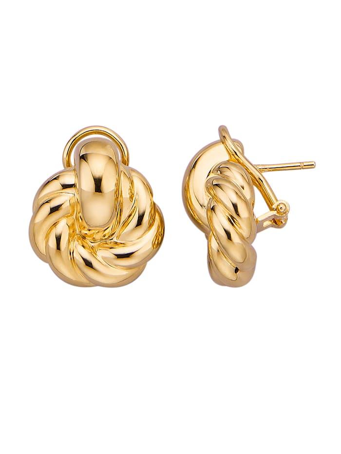 Diemer Gold, Knoten-Clip-Stecker