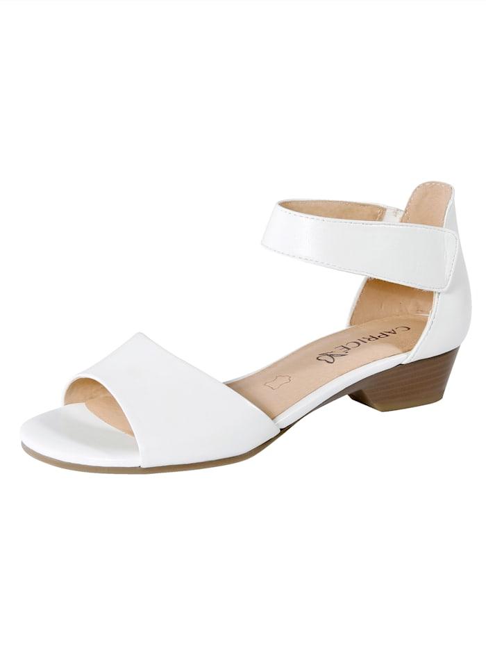 Sandaaltje Caprice Wolwit