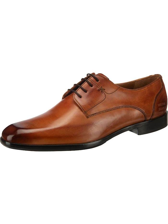 melvin & hamilton - Elyas 4 Business Schuhe  cognac