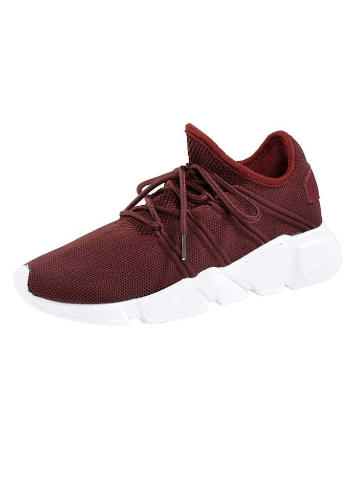 Priority Sneaker  Bordeaux