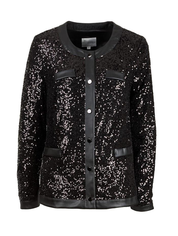 helmidge - Jackenblazer Jacket  schwarz