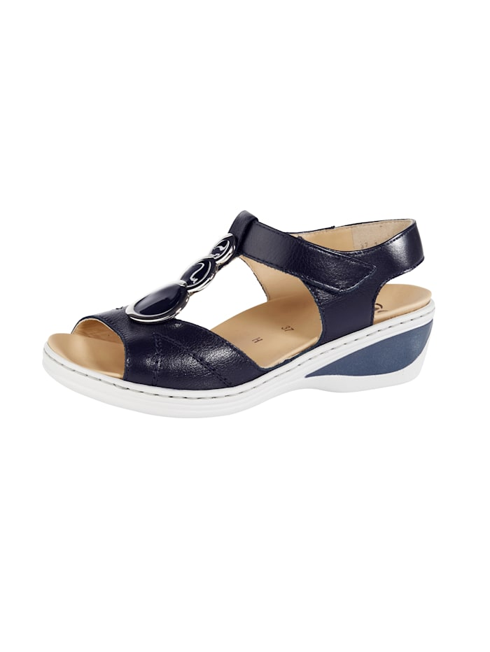 Sandaaltje Ara Donkerblauw