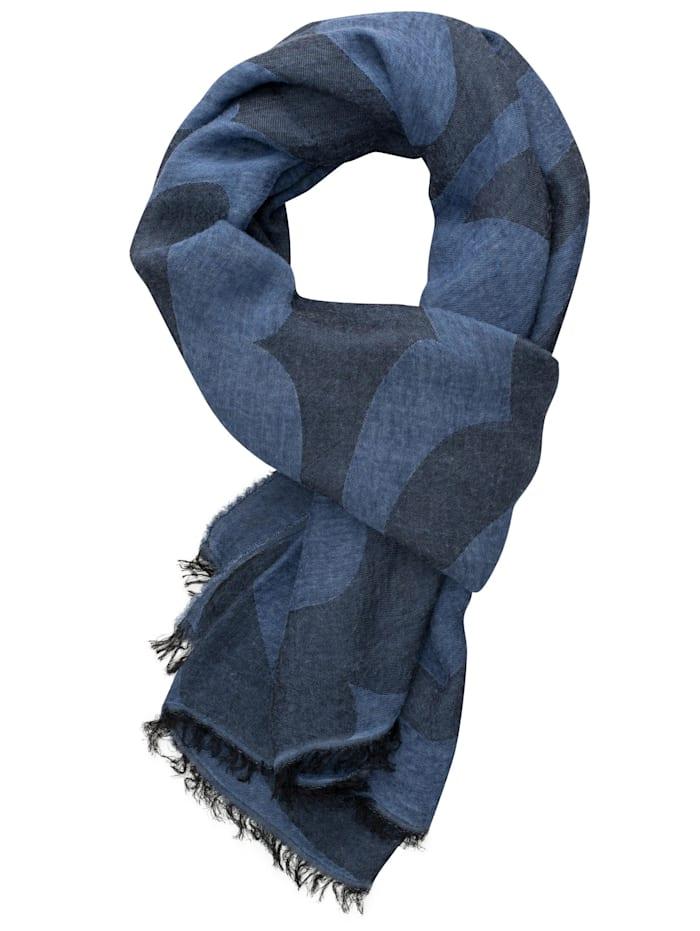 eterna -  Schal  blau