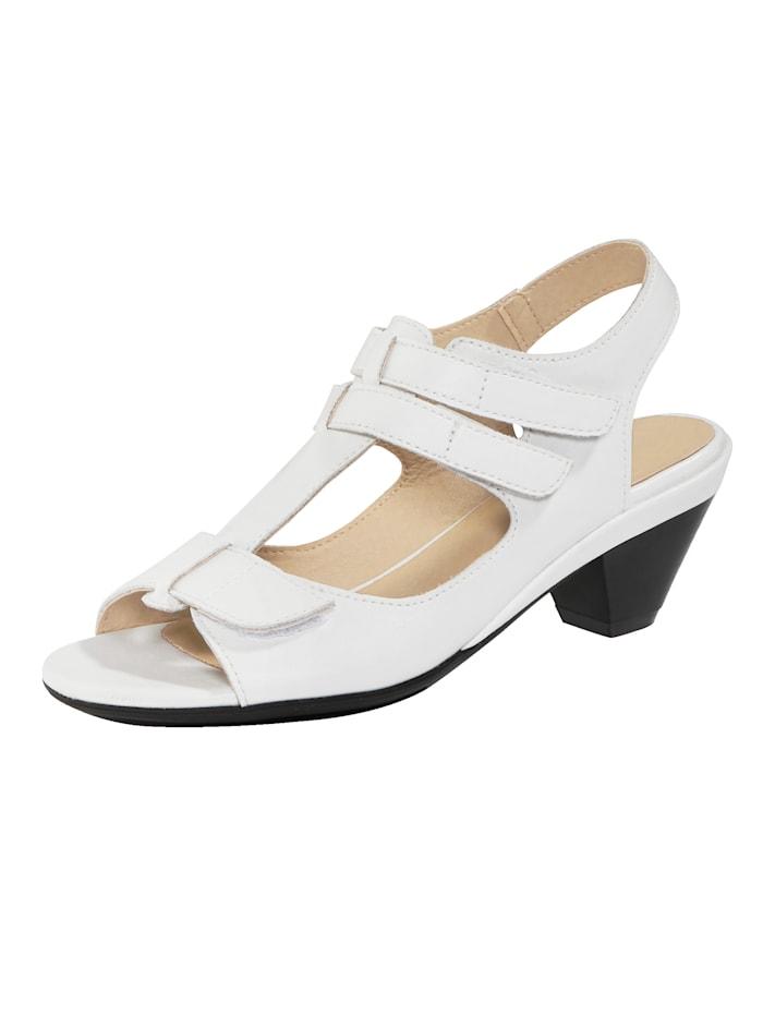 Sandaaltje Liva Loop Wit