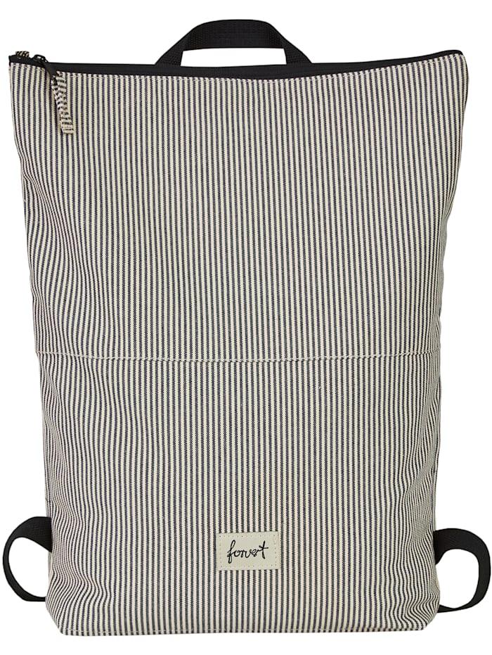 forvert - Colin Rucksack 45 cm Laptopfach  striped