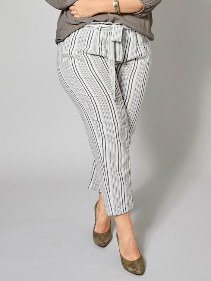 angel of style - Paperbag-Hose  Off-white