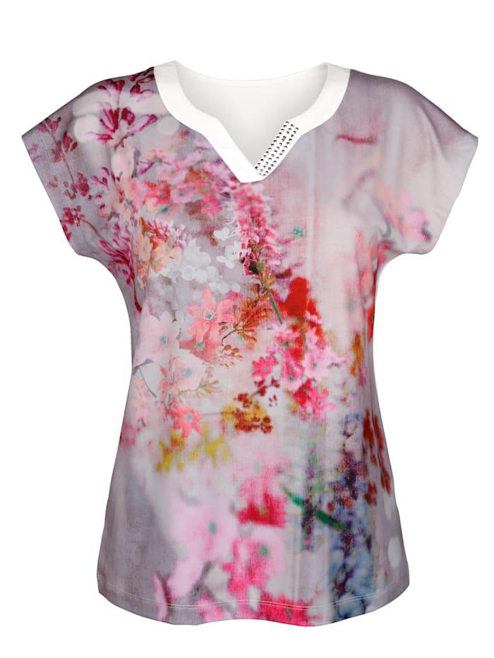 Shirt Paola Rosé Taupe