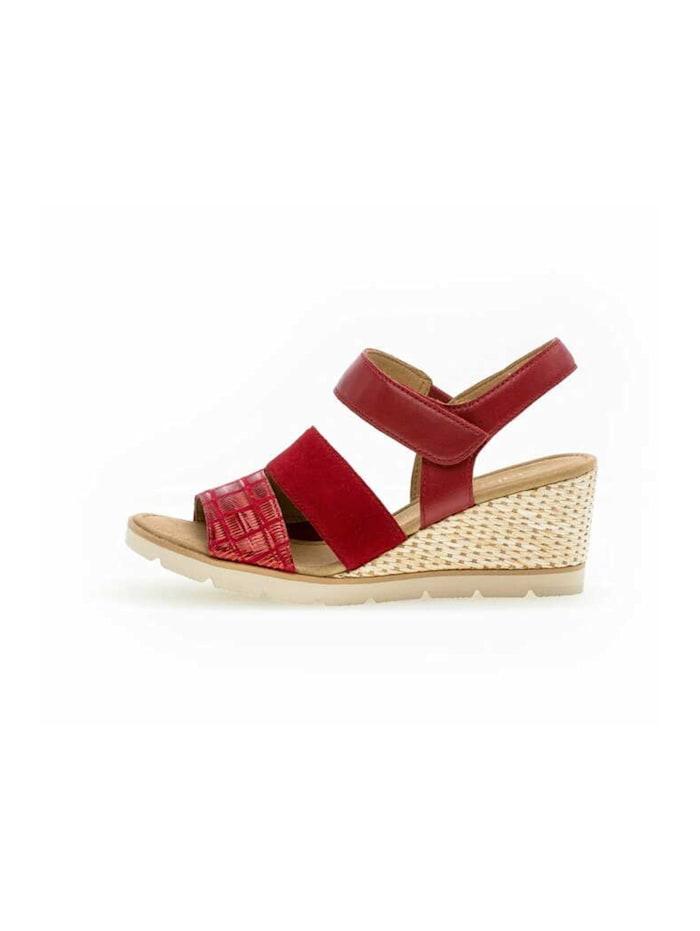 gabor - Sandale Sandale  rot