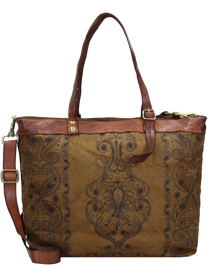 campomaggi - Shopper Tasche 35 cm  militare
