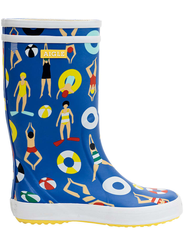 aigle - Regenstiefel Lolly-Pop Theme Schwimmer  SWIMMERS
