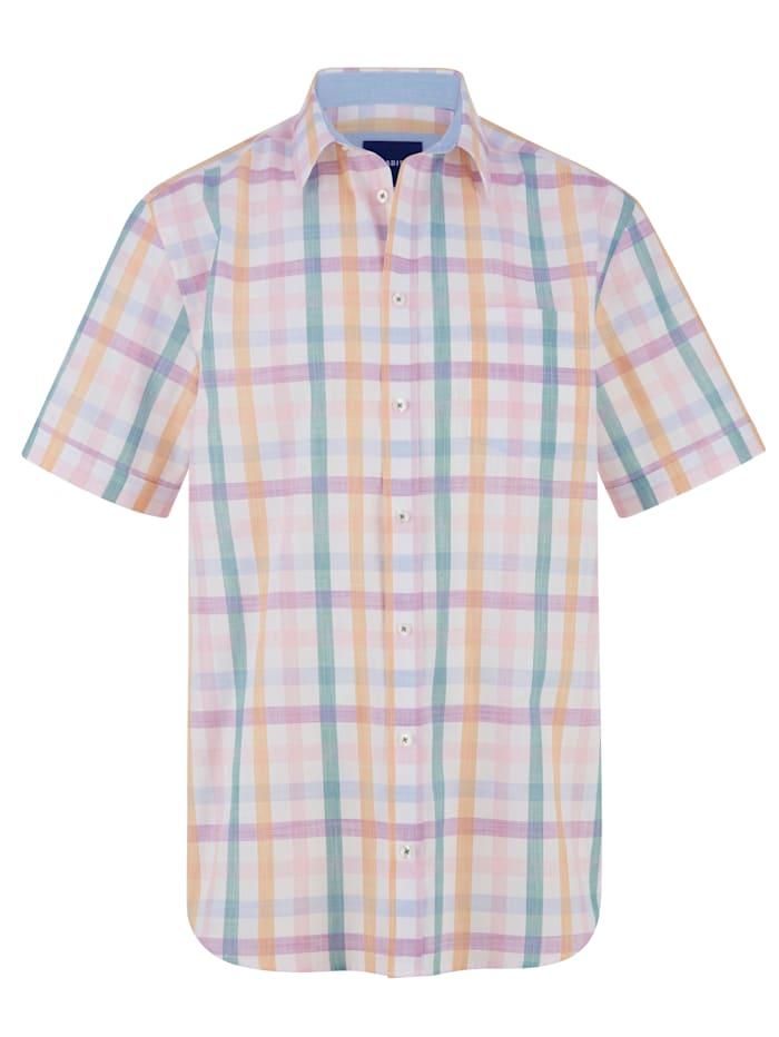 Overhemd BABISTA Roze::Mint
