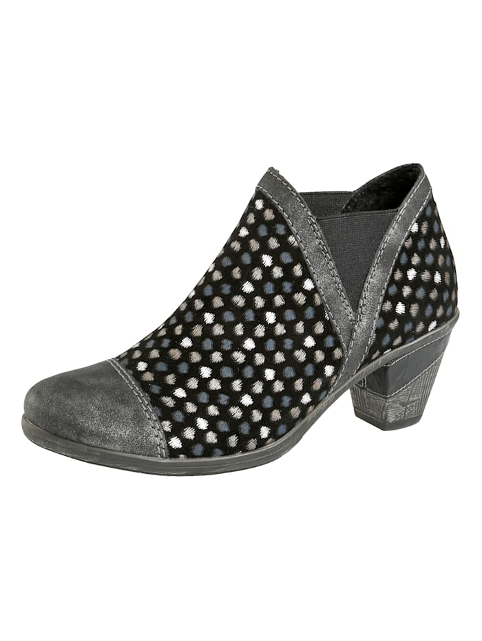 remonte - Ankle Boot  Anthrazit