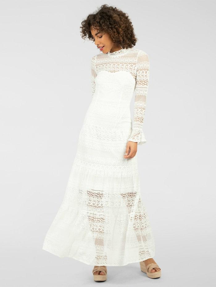 apart - Langes Kleid lang  weiß