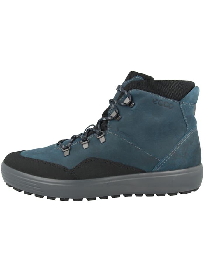 ecco - Boots Soft 7 Tred M GTX  blau
