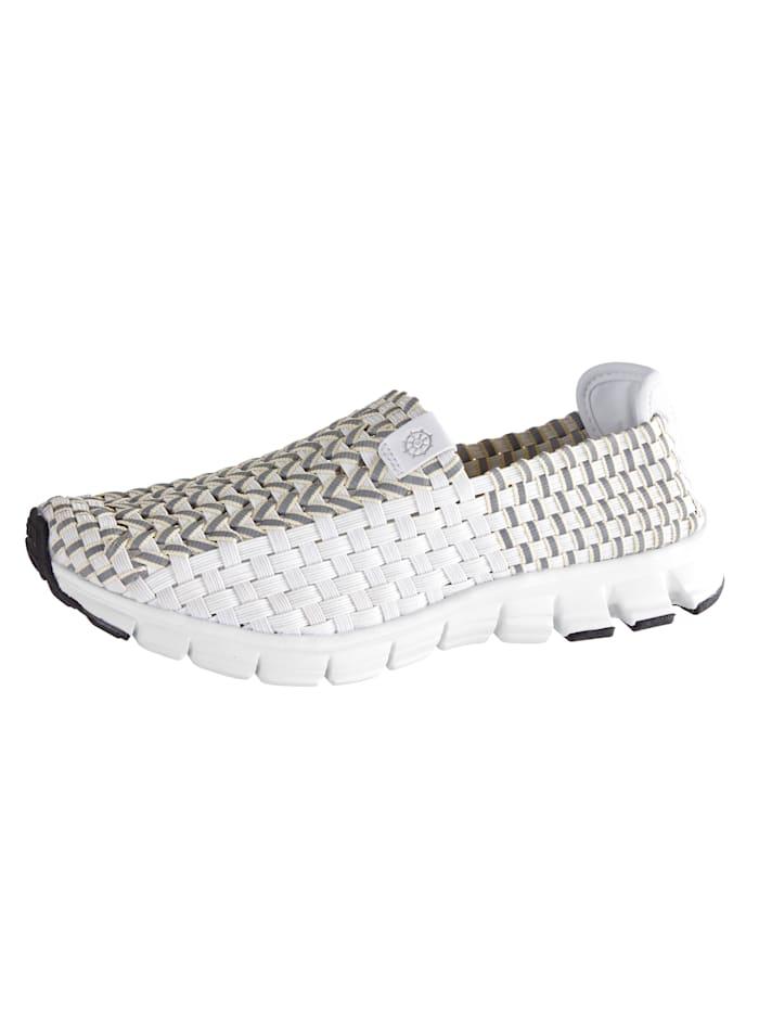 BALLOP® Sneaker Aloha Ballop Weiß