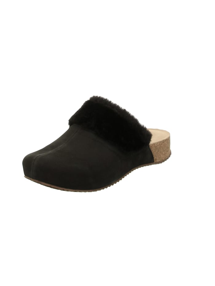 josef seibel -  Damen-Clog Tonga 68, schwarz  schwarz