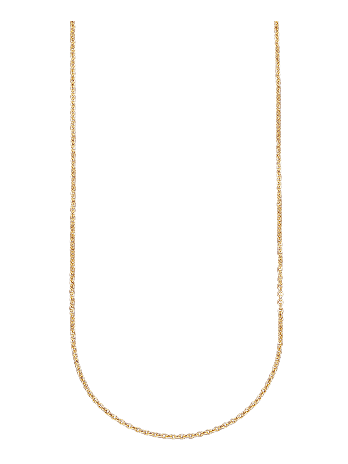 Ankerketting Diemer Gold Geelgoudkleur