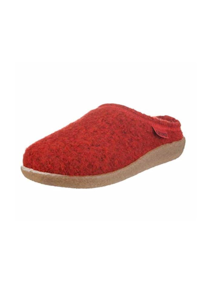 Hausschuhe Giesswein rot