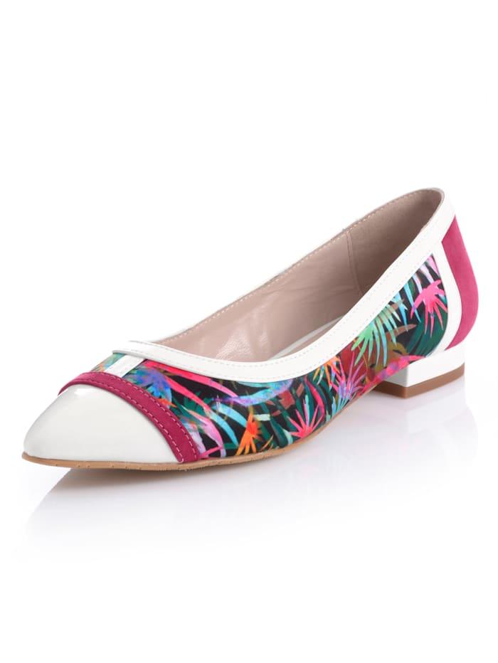 Ballerina Alba Moda Pink::Multicolor
