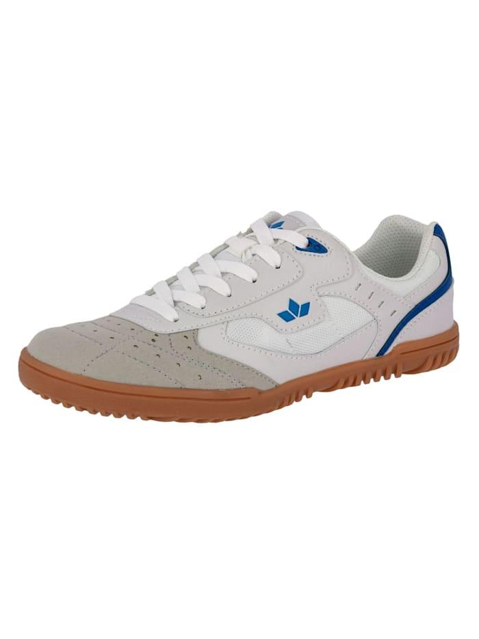 Sportschuh Lico weiss/blau