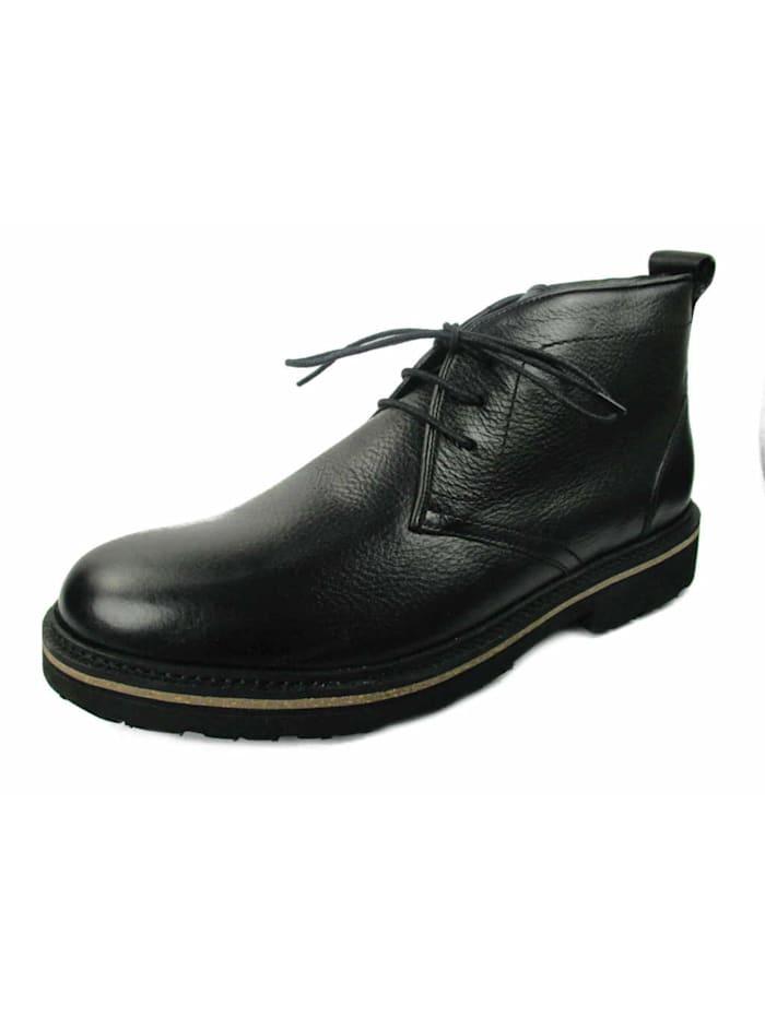 solidus - Stiefel  schwarz