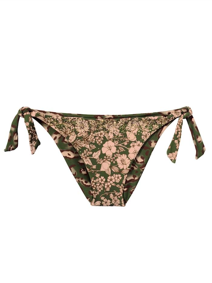 Bikinislip, Twin-set grün Deal 158