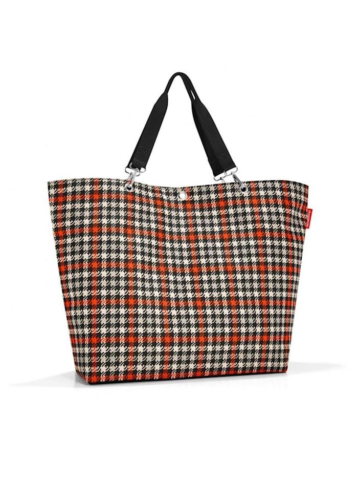 reisenthel - Einkaufstasche shopper XL  glencheck red