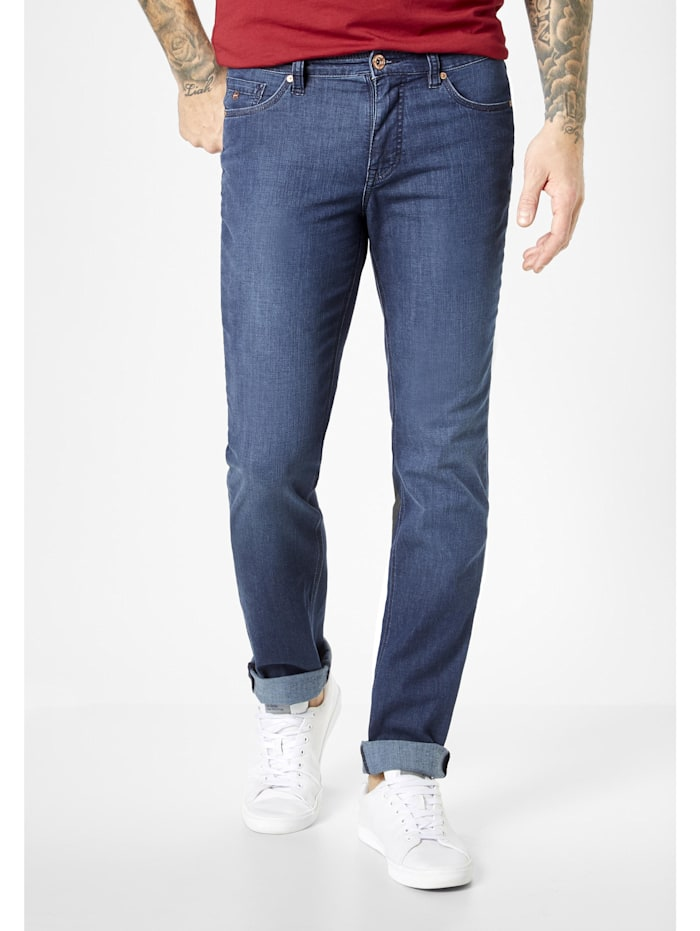 paddock's - 5-Pocket Jeans RANGER PIPE  stone blue used