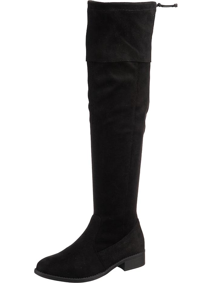 ambellis - Overknee-Stiefel  schwarz