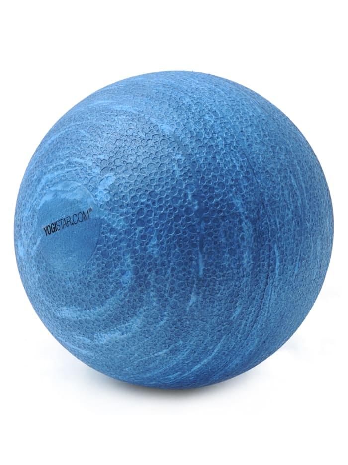 Yoga-faszien-ball Marble Blue Yogistar Blue