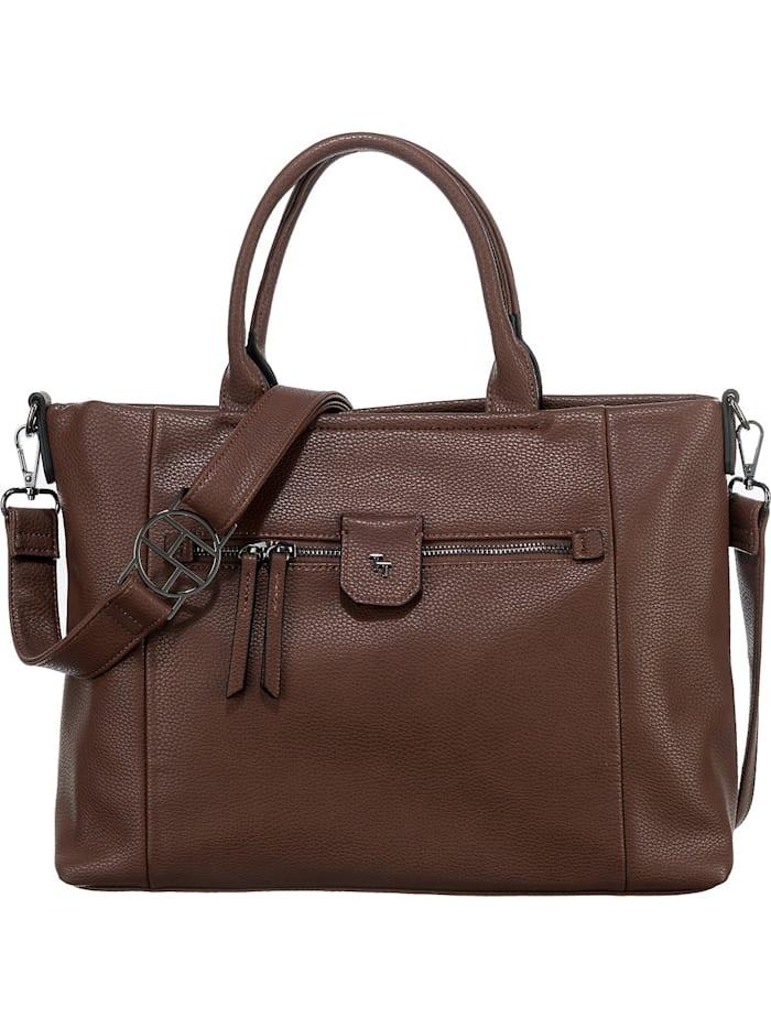 tom tailor - Bella Business Bag Handtasche  cognac