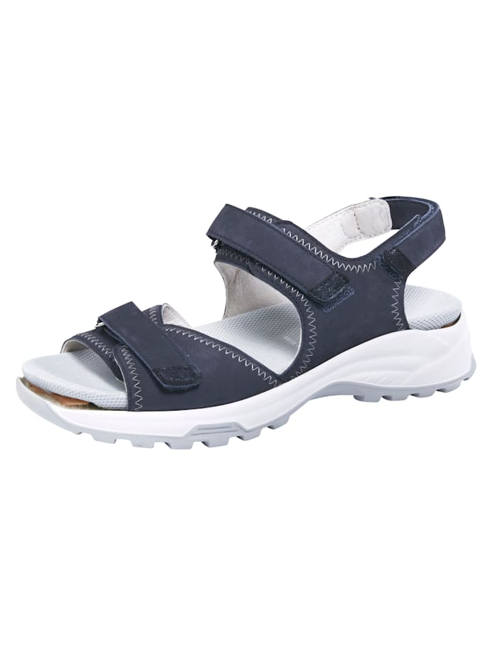 Sandaaltje Waldlaufer Blauw