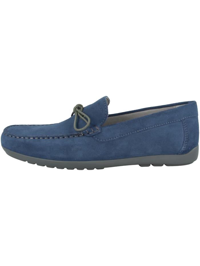 geox - Slipper U Tivoli A  blau