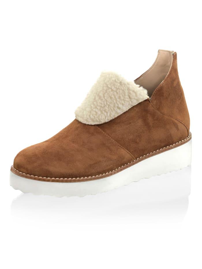 alba moda - Boot  Cognac