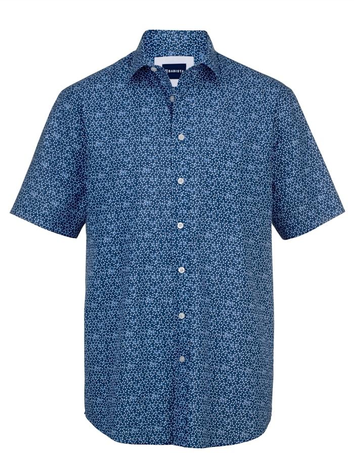 Overhemd BABISTA Royal blue