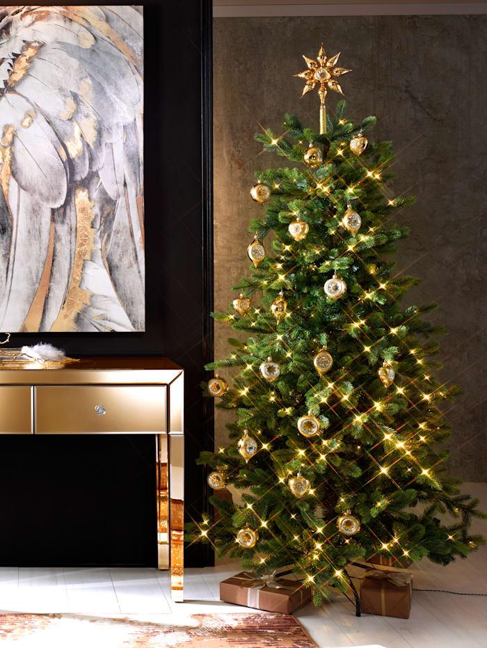 Kerstboom Globen Lighting groen