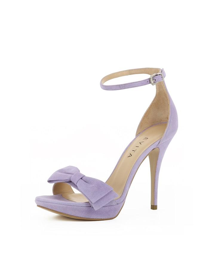 evita - Damen Sandalette VALERIA  flieder