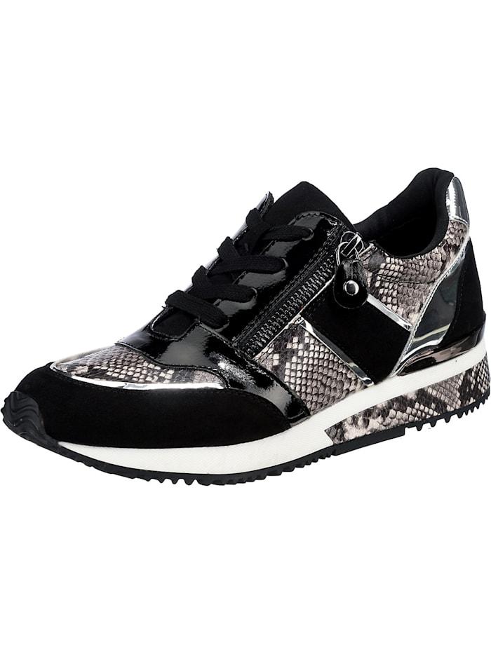 la strada - Sneakers Low  schwarz/grau