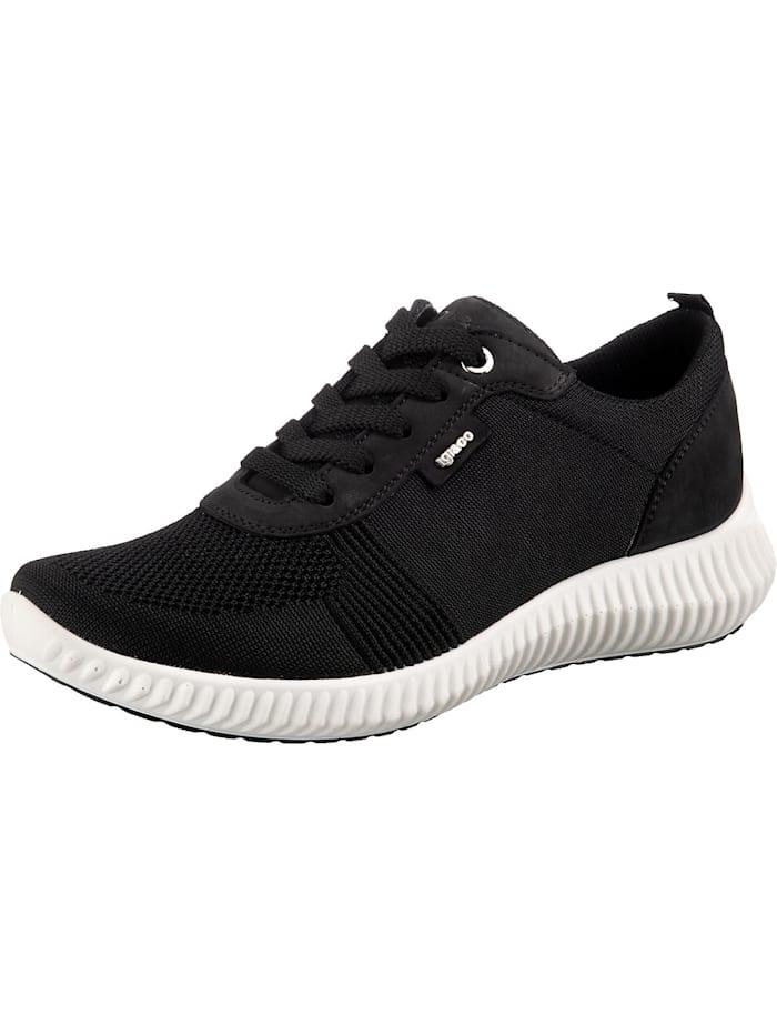 igi&co - Dzk 51625 Sneakers Low  schwarz