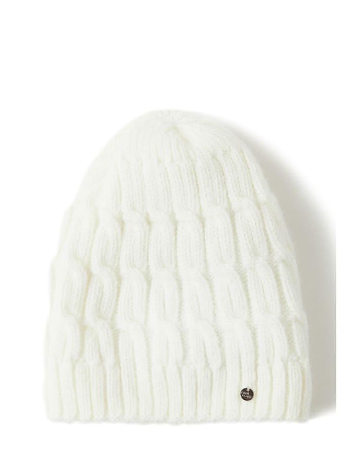 finn flare - Wollmütze mit schickem Design  beige